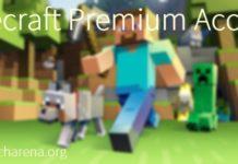 Minecraft Premium Account
